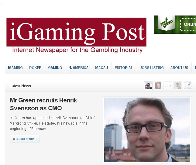The iGaming Post Plagiarism Scandal