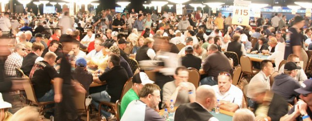Live reporting the WSOP with Matthew Parvis